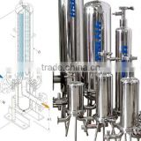 Stainless steel chemical filter for liquid,gas filter media