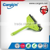 CARGEM Plastic Car Small Window Washing Squeegee with mesh sponge