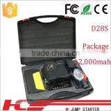 emergency car jump starter of power bank car jump start for diesel gasoline vehicle 12v/24v                                                                         Quality Choice