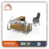 DT-11 modern new design office desk frame office table executive desk stainless steel frame executive desk