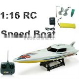 RC Speed boat 1:16 high speed boat RC big boat