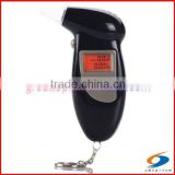 disposable alcohol breath tester/digital display alcohol breath tester/digital breath alcohol tester/portable breathalyzer