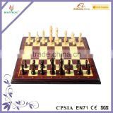 High Quality Wooden Chess For Kids,Hot Sale Chess Games For Children,New Travel Chess Board Game For Sale