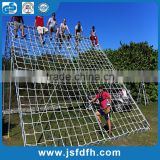 2016 CE Standard High Strength Polyester Climbing Net for Outdoor Playground                                                                         Quality Choice
