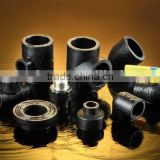 China wholesale custom HDPE fittings , hdpe pipes fittings , hdpe compression fittings