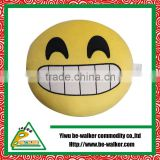 2016 Hot Selling Plush emoji Pillow Cushion For Popular The Emoji Movie Stuffed With Cotton