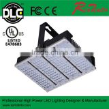 factory price 5 years warranty new design 200W retrofit led canopy light with FCC UL DLC listed