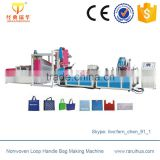 Multifunctional Nonwoven Fabric Bag Making Machine                                                                         Quality Choice