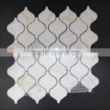 Imagine hotel wall marble lantern mosaic tile