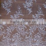african beaded george fabric/beaded heavy lace fabric/dubai george/embroidery designs with stone work/heav beaded bridal fabric
