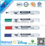 Wholesale indelible permanent snowman marker pen with EN71-3