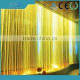 PMMA Sparkle Fiber Optic Light Curtain