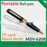low factory price very very small hidden camera, hidden video digital TF card pen camera wifi