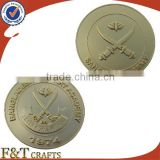 personlized theme souvenir replica fake gold coins