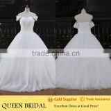 Real Works Cap Sleeve Ball Gown Winter Wedding Dresses Turkey Istanbul