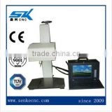 Professional design pneumatic cnc dot peen marking machine for character laser marking machine price