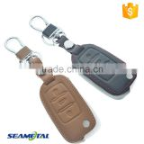 Car Key Cover Case For Volkswagen VW Bora Golf GTI Jetta Polo Passat Tiguan Beetles Electric Up Scirocco