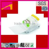 Bottle Shaped Memo Pad Dispenser For Medical Promotion