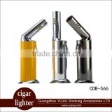 Guangzhou YuJia Cohiba rotate cigar lighter one strong torch jet flame cigar cigarette lighter