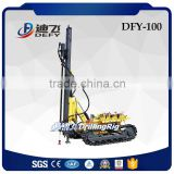 DFY-100 multi head rock drilling machine