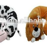 New U-shape perfect companion relax pillow/u-shape baby pillow/baby animal pillow