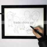 Artist Thin A4 LED Art Stencil Board Light Box Tracing Drawing Table Tattoo Pad