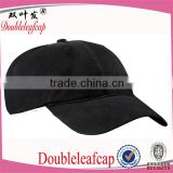 New Washed Cotton Plain Blank Golf Style 6 Panel Cap Fashion Design Curve Brim Sports Cap