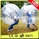 Hot!! HI Best Selling inflatable pvc ball suits,inflatable human bubble ball,soccer zorb ball