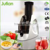 Newest fashional design 75mm wide food chute big mouth whole electric orange fruit slow juicer                                                                         Quality Choice