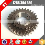 zf Transmission Parts 1268304289 gears transmission for Yutong Kinglong Higer zhongtong bus s6-90 gearbox