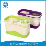 best selling double color 360 spin mop bucket with factory price