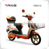 350w electric scooter with pedals 60v battery pack electric motorbike mini ebike for sales TDR371Z
