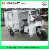 Xinjin Shineray 110CC 150CC 200CC 250CC 300CC Closed Cargo Box Tricycle