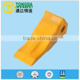 ISO9001 TS16949 OEM Casting Parts Top Quality Excavator Bucket Teeth Casting Bucket Tooth