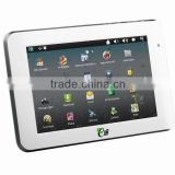 7 Android Tablet GPS Navigation with 3G, Wifi, Bluetooth, DVB-T, Built-in 8G, Free map, OEM Service