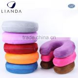 Cute Fast Delivery High quality custom car neck pillow different color available with 3D