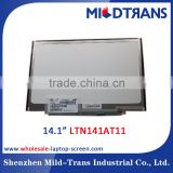 competitive price alibaba laptop parts wholesale new A grade lcd panel replacement for LTN141AT11