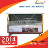 Coffee Kiosks For Sale 2016 New Style Hot Saller/Coffee Vending Cart/Kitchen Trailer For Sale