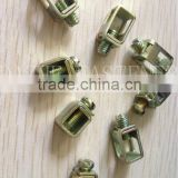 Wire connector electric meter terminal blocks
