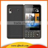 "Quad-band 3.5"" Touch Screen Bluetooth Camera Spreadtrum GSM FM Dual Sim Card Mini Mobile Phone Q200"
