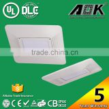 Recessed Surface Mounted American Ceiling IP65 Explosion-proof Gas Station LED Canopy Light