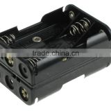 High quality 6 aaa Battery Holder with leads