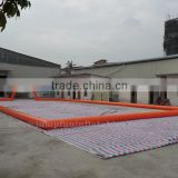 Children Tennis Court for sale air tight Inflatable tennis filed also use for huge sports pitch
