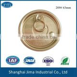 209#,aluminum easy open lids,aluminium pull ring cap for can food, can bevarage