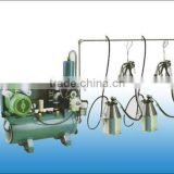 host fixed type camel milking machine with stainless steel material
