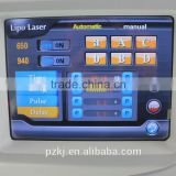 Portable weight Loss machine 14 Pads Low Level Laser Therapy Diode Lipo Laser 200mw Power Laser Slimming