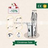 Germany Ultrasonic cavitacion fast weight loss/ultra cavitation rf vacuum liposuction roller body and face lift machine
