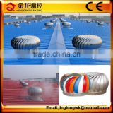 Roof Top Ventilation Fan/roof ventilation fans for workshop/No Power Roof Ventialtion Fan