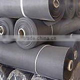 black wire cloth/mesh/black iron wire cloth/mesh/black filter cloth/mild steel(ms) wire cloth/low carbon steel wire cloth/mesh