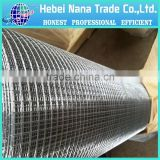 High quality low-carbon steel wire welded wire mesh / square hole galvanized welded wire